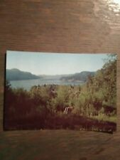 DISCOVERY PASSAGE VANCOUVER ISLAND B.C. VINTAGE BEAUTIFUL POST CARD