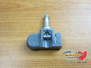 Chrysler Jeep Dodge Viper Tire Pressure Monitoring Sensor Mopar OEM 56029400AE
