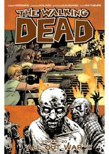 The Walking Dead - Volume 20 All Out War (Part 1) - NEW / SC / FREE SHIPPING