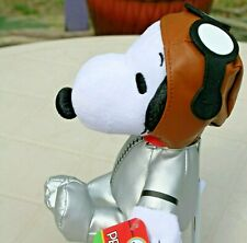 Peanuts SNOOPY RED BARON Pilot ASTRONAUT stuffed plush toy Many faces of % New