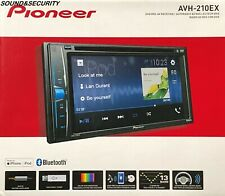 "Pioneer AVH-210EX 2-DIN 6.2"" Touchscreen Car Stereo Multimedia DVD Receiver"
