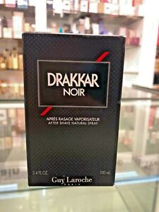 Drakkar Noir Aftershave Natural Spray 100 mL By Guy Laroche
