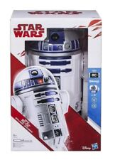 Star Wars Smart R2-D2 Intelligent Nuevo Bluetooth Iphone Android RC Robot Hasbro