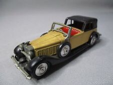 TA557 RAMI BY JMK 1/43 HISPANO SUIZA 1934