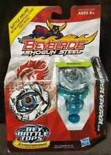 Beyblade Shogun Steel Battle Tops~SS-22 Berserker Behemoth SR200BWD ~2013 Hasbro