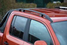 VW AMAROK Alu Dachreling in Schwarz Perfekter Optik