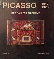 Picasso : Des ballets au drame 1917-1926 - Josep Palau i Fabre - Konemann