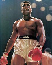 Muhammad Ali - 8x10 Color Photo