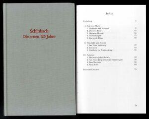 Schlubach & Co. Handelsunternehmen Firmengeschichte Hamburg Die ersten 125 Jahre