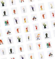 OO/HO gauge hand-painted model single figures Preiser - (32 products)