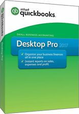 QuickBooks Pro 2017 (RETAIL BOX) - send us a message for price list