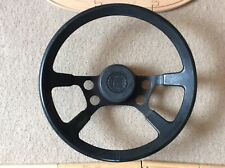 Fiat X19 X1/9 steering wheel now with springs