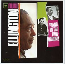 CD Duke ELLINGTON Piano in the Foreground - MINI LP - 18-TRACK CARD SLEEVE