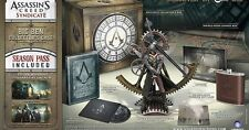 Assassins Creed Syndicate Big Ben Collectors Edition + Jacob Figur PS4 NEU & OVP
