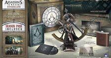 Figuras assassins creed Syndicate Big Ben Collectors Edition + Jacob personaje ps4 nuevo & OVP