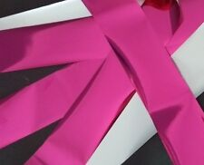"""Fuchsia hot pink pure metallic""  Transfer Nail Foil - 1 Meter"
