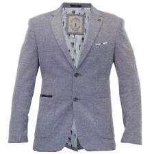 Cappotti e giacche da uomo blazer bianchi bottone