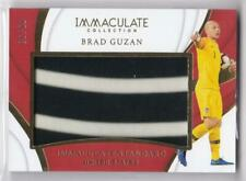 2018-19 Bard Guzan #/99 Patch Panini Immaculate USA
