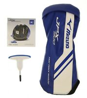 Mizuno JPX 900 Driver Golf Headcover W/ Tool and Instruction Manual