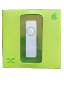 Apple iPod Shuffle 1st Gen 512 MB White A1112 - Brand New In Box