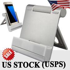 Noble Pure Foldable Aluminum Desktop Mini Bracket Stand Holder for iPhone IPad