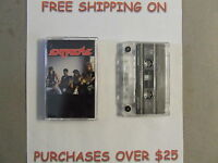 EXTREME SELF TITLED CASSETTE