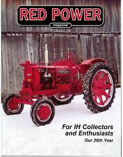 IH KB Truck circus cannon, IH 496 Disc Harrow, 800 Flex Frame Plow, Farmall M