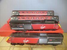 "HORNBY RAILWAYS MODEL.No.R2045 / R1023 BR Class 43 125 HST"" VIRGIN "" TRAIN PACK"