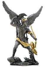"13.5"" Archangel Uriel Statue Figurine Figure Religious San Saint Angel"