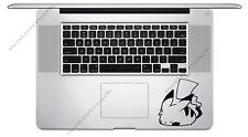 "Pokémon Laying Decal Sticker Skin for MacBook Pro Air Mac 13""15"""