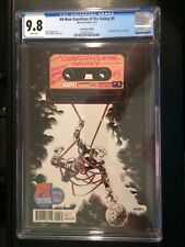 All New Guardians Of The Galaxy #5 CGC 9.8 SDCC 2017 Exclusive Limited 5000
