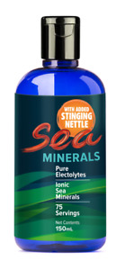Sea Minerals - with Stinging Nettle