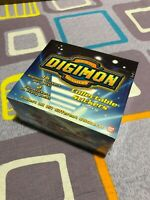 Digimon Digital Monsters Collectible STICKERS Box Series 1 Upper Deck BANDAI