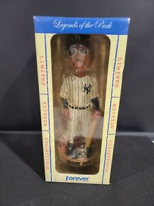 Forever Collectibles Reggie Jackson Yankees Bobblehead Cooperstown Baseball