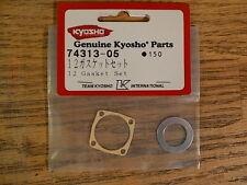 74313-05 12 Gasket Set - Kyosho GT12 GT15 GT16 Nitro Engine