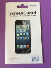 Screen Protector Clear for BB Z10