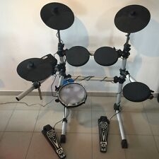 TRAPS EX300 E-Drumset, Mesh Head Snare,kompakt,ideal für das Üben in der Wohnung