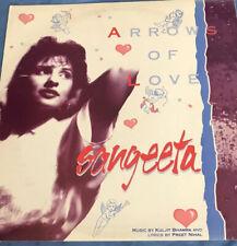 Sangeeta - Arrows Of Love - LP Vinyl Record Bhangra Punjabi Indian Folk, Bhamra