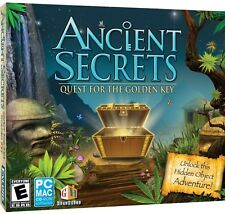 Ancient Secrets Quest For The Golden Key PC Games Window 10 8 7 XP Computer Game