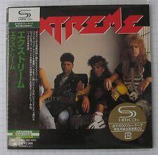 EXTREME - Extreme JAPAN SHM MINI LP CD NEU! UICY-93680
