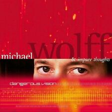 """Michael Wolff & Impure Thoughts """"Dangerous Vision"""" (Koch Jazz) SEALED NEW CD"""