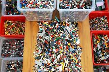 LEGO Bricks - 1Kg of Mixed Bricks Plates Parts Friends Star Wars Technic Bundle