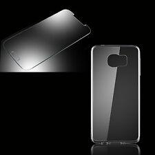 Silikon Case Schutz Hülle Handy Tasche für Samsung Galaxy Glas Tria PANZER FOLIE