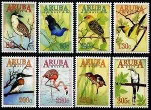 Aruba 2017  Birds        mnh    G