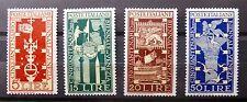 ITALY 1949 (4) SG721/4 U/M FP9834