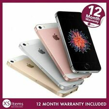 Apple iPhone SE A1723 16/32/64GB Smartphone Grey/Silver/Gold/Rose Unlocked/EE..