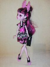 Monster High Draculaura Monster Exchange Ex-Display. MINT MONSTERITA VAMPIRE!