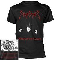 Emperor Wrath Of The Tyrant Shirt S-XXL Tshirt Black Metal Band T-Shirt Official