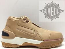 NIKE AIR ZOOM GENERATION AS QS LEBRON ALL STAR VACHETTA TAN SAIL 308214 200 sz 7