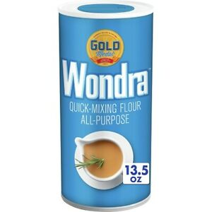 Gold Medal Wondra Quick-Mixing Flour Enriched Bleached All-Purpose